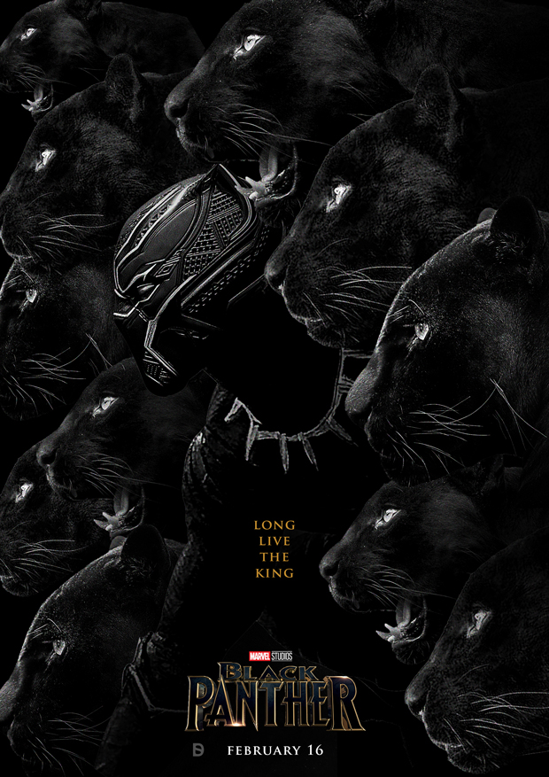 Black Panther by sahinduezguen