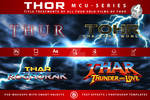 THOR-Series (MCU)| Text-Effects | TemplatePackage