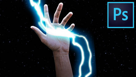 How To Create Dynamic Lightning in Photoshop