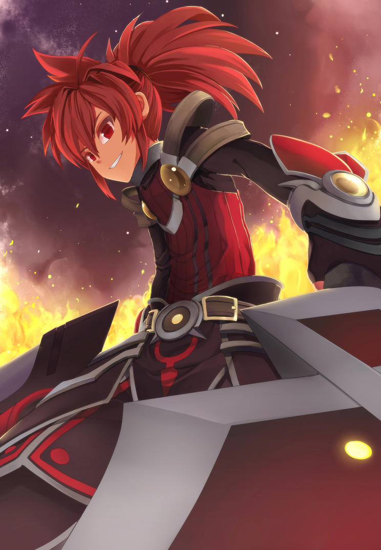 Elsword by Rouzille on...
