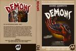 Demons DVD Jacket by TerrysEatsnDawgs