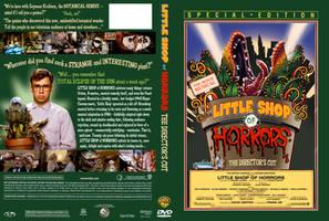 Little Shop of Horrors DVD Jacket