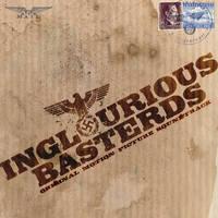 Inglourious Basterds CD Soundtrack Jacket