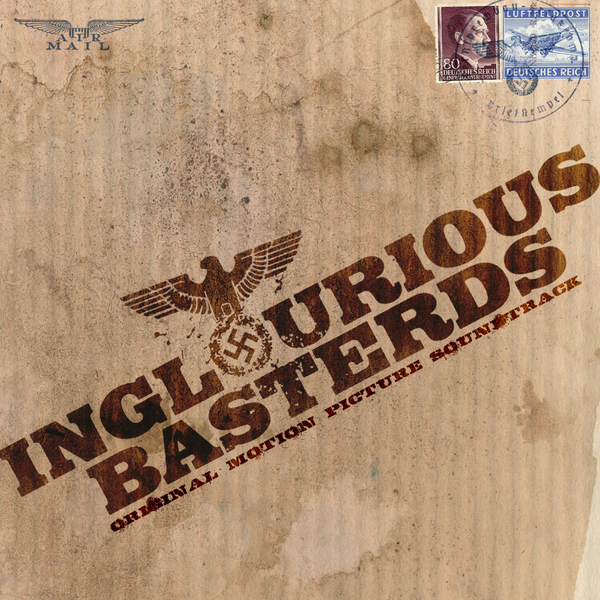 Inglourious Basterds CD Soundtrack Jacket by ...
