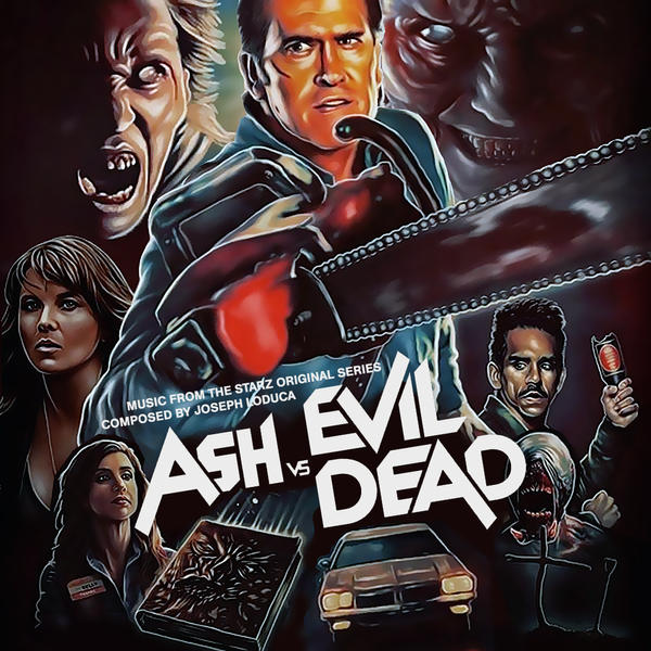 Ash Vs Evil Dead Soundtrack Jacket By TerrysEatsnDawgs