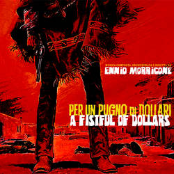 A Fistful of Dollars Soundtrack Jacket by TerrysEatsnDawgs