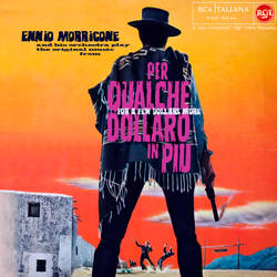 For A Few Dollars More Soundtrack Jacket by TerrysEatsnDawgs