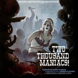 Two Thousand Maniacs Soundtrack Jacket by TerrysEatsnDawgs