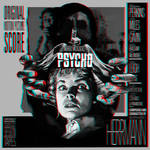Psycho Anaglyphic 3D Soundtrack Jacket by TerrysEatsnDawgs