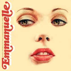 Emmanuelle Soundtrack Jacket