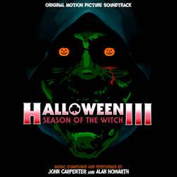 Halloween III Soundtrack Jacket