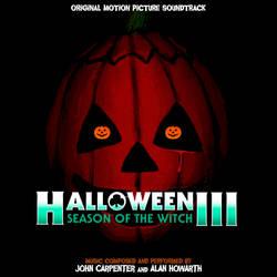 Halloween III Soundtrack Jacket v.2