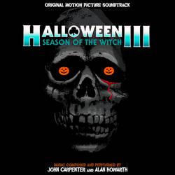 Halloween III Soundtrack Jacket v.3