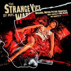 The Strange Vice of Mrs. Wardh Soundtrack Jacket