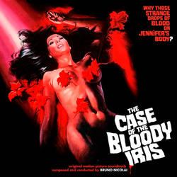 The Case of the Bloody Iris Soundtrack Jacket v.1