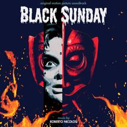 Black Sunday Soundtrack Jacket
