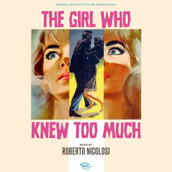 The Girl Who Knew Too Much Soundtrack Jacket