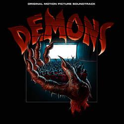 Demons Soundtrack Jacket