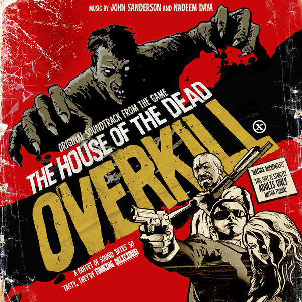 House Of The Dead Overkill Soundtrack Jacket By Terryseatsndawgs