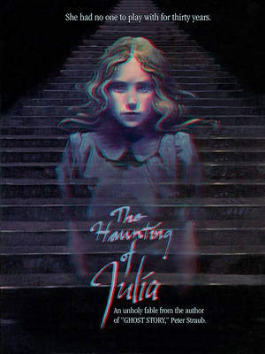 Haunting of Julia Anaglyphic 3D Poster