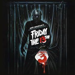 Friday the 13th p3 Soundtrack Jacket