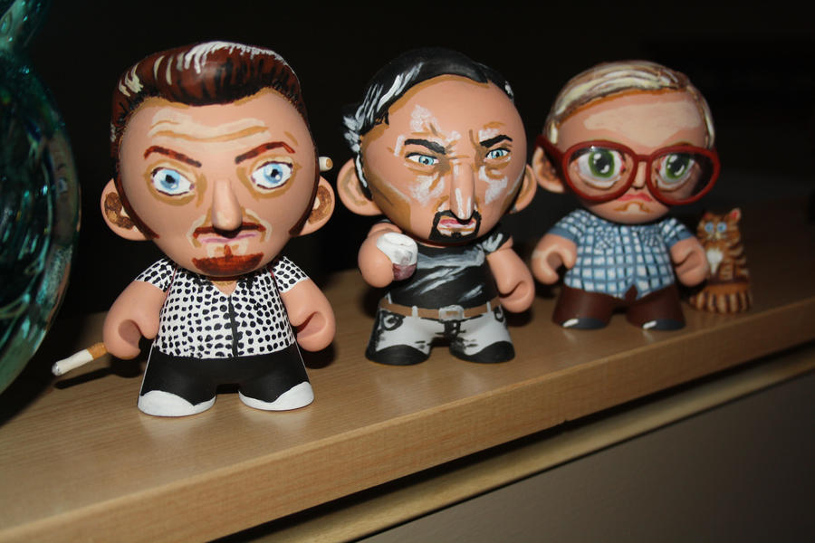 TPB Minis Again by everythingerika