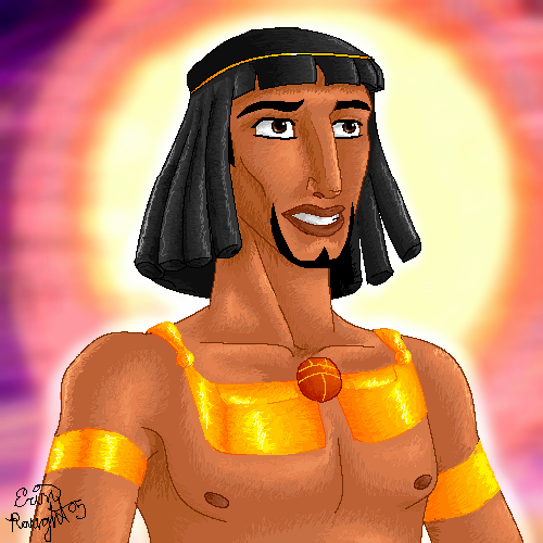 The Sexy Moses by PsychicPsycho