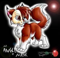 My Angel of Music by PsychicPsycho