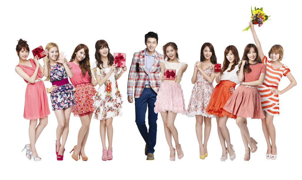 snsd::lotte by vavadesigns