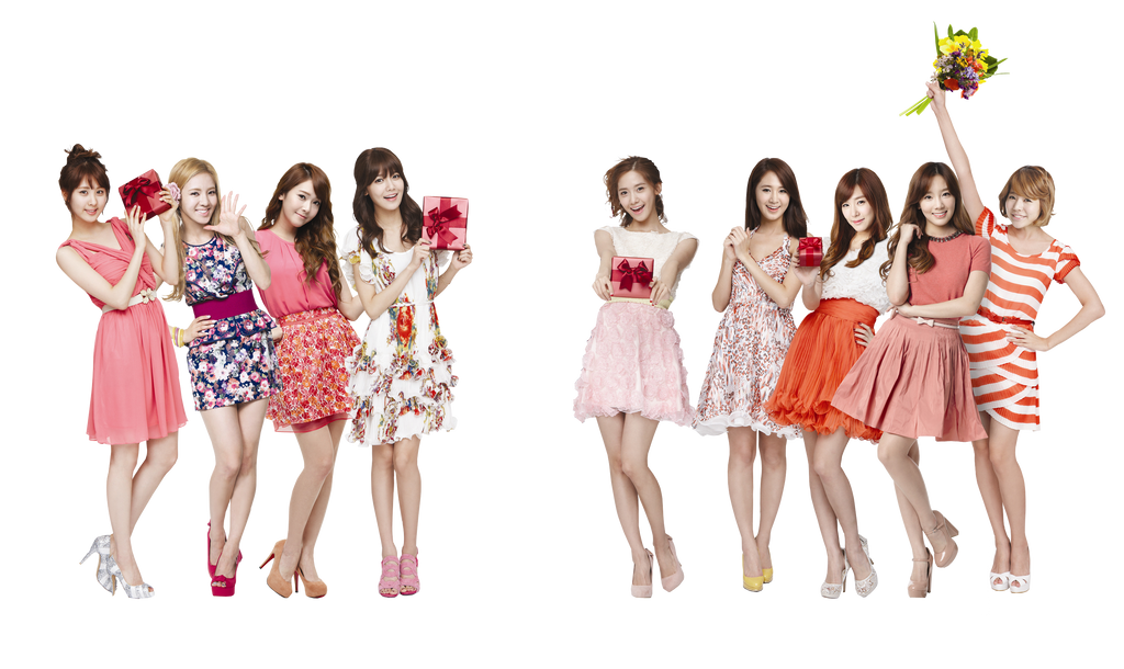 snsd::lotte ver.2 by vavadesigns