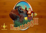 WoW -- Kungaloosh Lable Mockup by SRSobotka