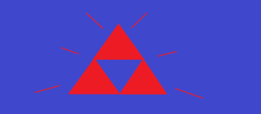 Triforce Symbol By Animator8 On Deviantart
