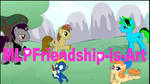 MLPFriendship-is-Art Banner by ThunderrDash