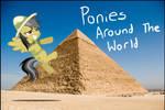 Ponies Around The World - Egypt