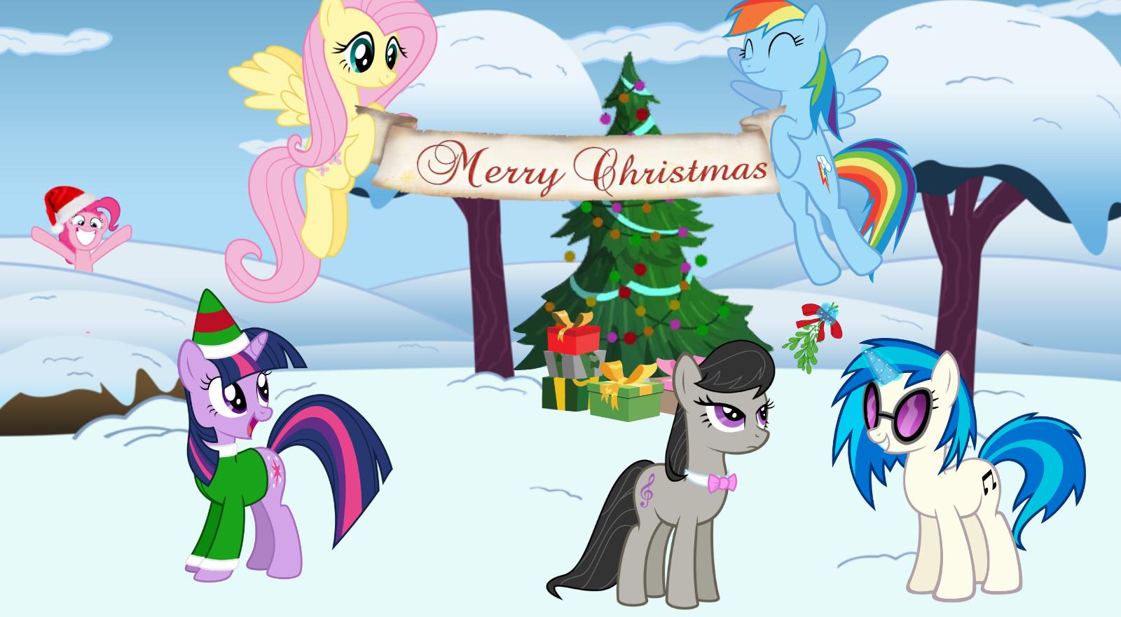Christmas Ponies 2014