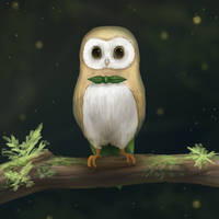 Rowlet by Noctualis