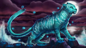 Ocean Tiger by Noctualis