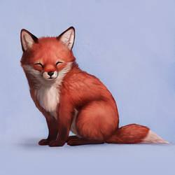 fox cub by Noctualis