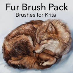 new brush pack + new YouTube video!