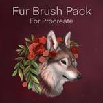 Procreate brush pack!