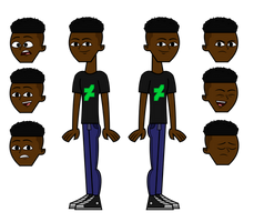 Terrance's New Total Drama References with Faces by Terrance-Hearts-Art