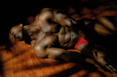 Mark ombres et muscles by sunboys