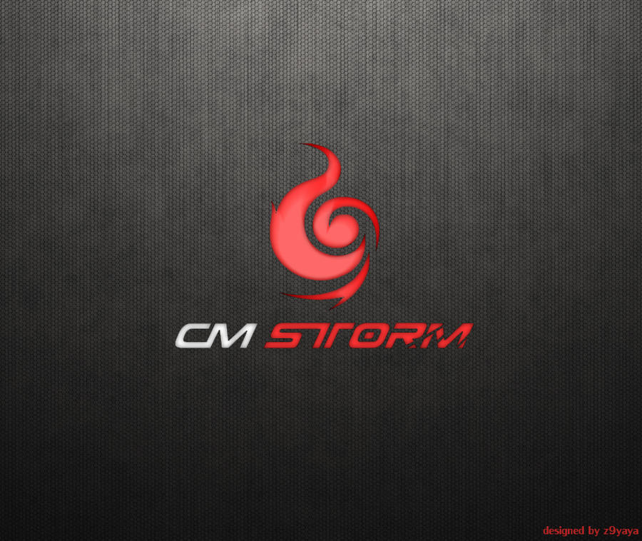 cm storm logo by z9yaya on deviantart