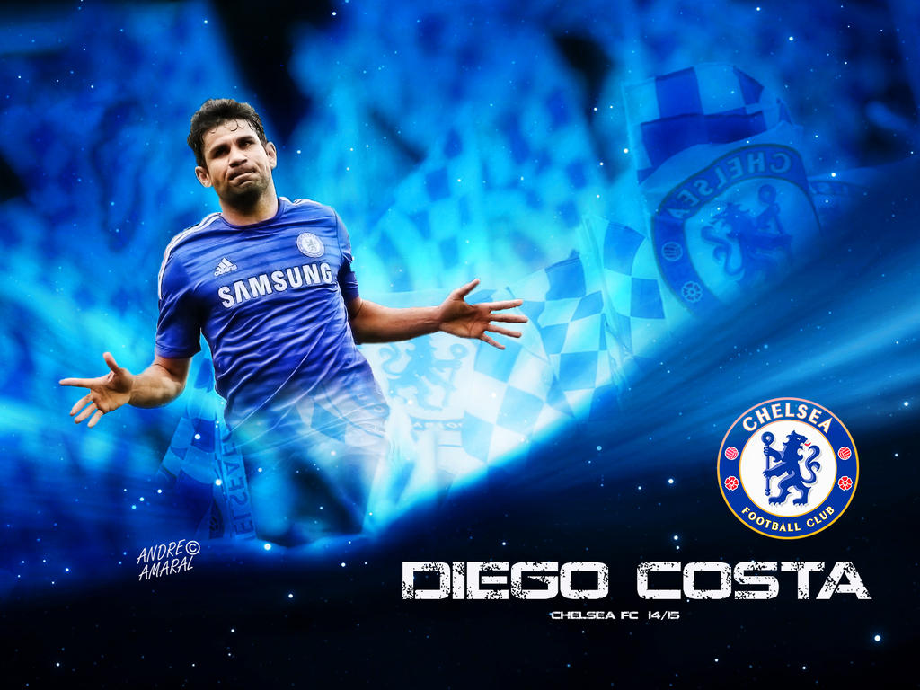 Diego Costa By Am4r4l On DeviantArt