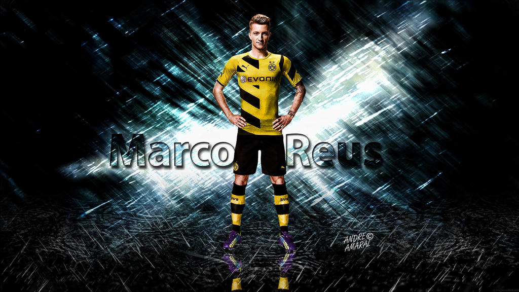 Marco reus by am4r4l on deviantart marco reus by am4r4l voltagebd Gallery