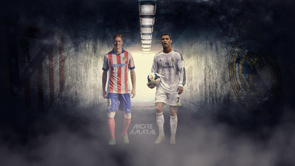 Atletico madrid vs real madrid by am4r4l on deviantart atletico madrid vs real madrid by am4r4l voltagebd Choice Image