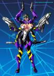 Comm Bounty Hunter Onikumo
