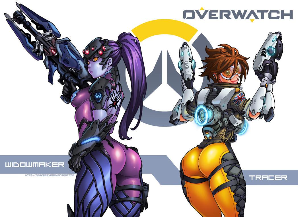 Overwatch by DarkerEve