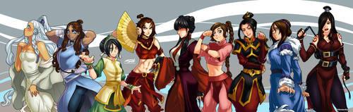 Women of Avatar