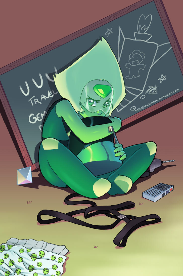 - FACEBOOK - INSTAGRAM - PATREON - TUMBLR - TWITTER The one who have stole the second season....Little Dorito....I mean the angry slice of pie....no?...oh yeah PERIDOT XD. I love how the ...